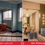 بازسازی و تعمیرات ساختمان های اداری - مسکونی - تجاری -NYdesign.ir (2)