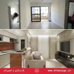 بازسازی و تعمیرات ساختمان های اداری - مسکونی - تجاری -NYdesign.ir (6)